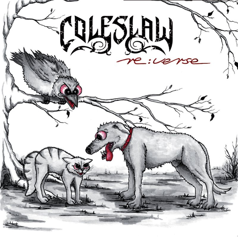 Coleslaw Re:Verse Cover