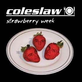 Coleslaw Strawberry Week