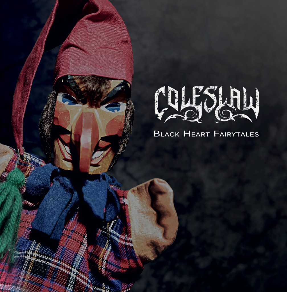 Coleslaw Black Heart Fairytales Cover